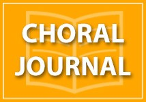 ACDA National Choral Journal